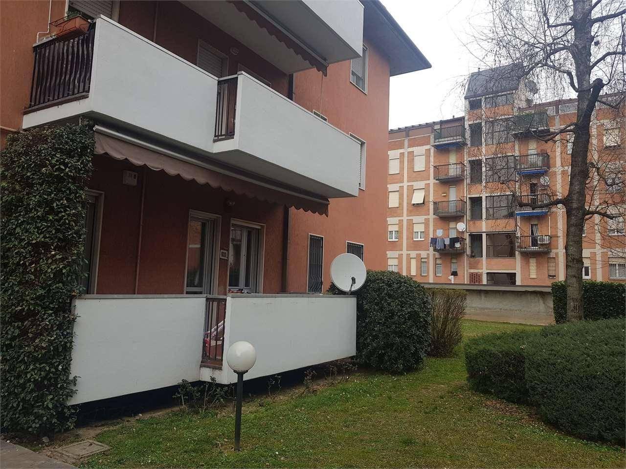 Trilocale via Costantina, 3, Bergamo