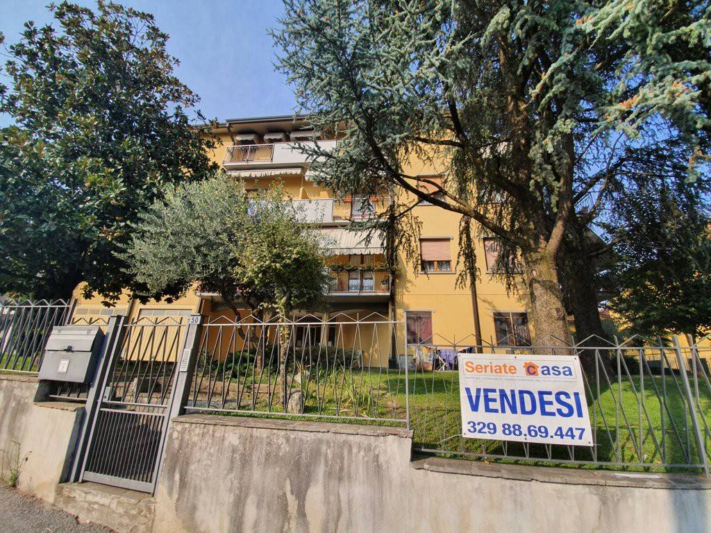 Quadrilocale – Via Giuseppe Verdi, Cenate Sotto